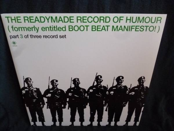 ▽ MURO/小林径-The Readymade Record Of Humour Part3/12inch