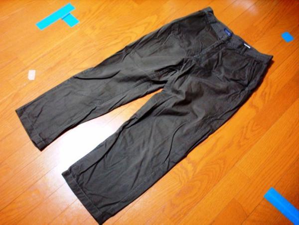 グリーンノート 新品 伊勢丹購入 大きいサイズ_画像1