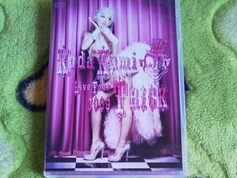 【美品DVD】倖田來未LIVE TOUR 2007 TRICK/倖田組