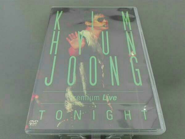 "KIM HYUN JOONG Premium Live""TONIGHT(2DVD)"