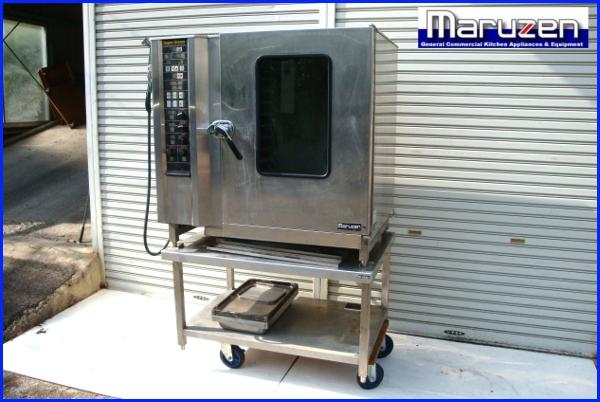 マルゼン スチームコンベクションオーブン(SSC-10)3相200V 引取_スチームコンベクションオーブン!