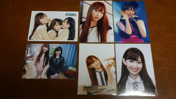 AKB48 小嶋陽菜 特典写真まとめ ライブ・総選挙グッズの画像