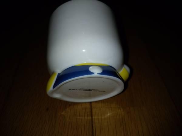 サンリオ ハローキティ 陶器製 湯飲み茶碗 未使用品 レトロ雑貨_画像3