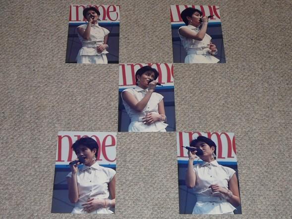 80年代アイドル 荻野目洋子 イベント生写真③