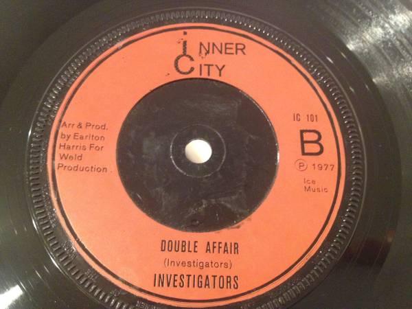 ★Investigators/Cool Affair★レアLOVERS!_画像2