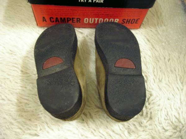カンペール 靴 シューズ サイズ 35 即決_画像3