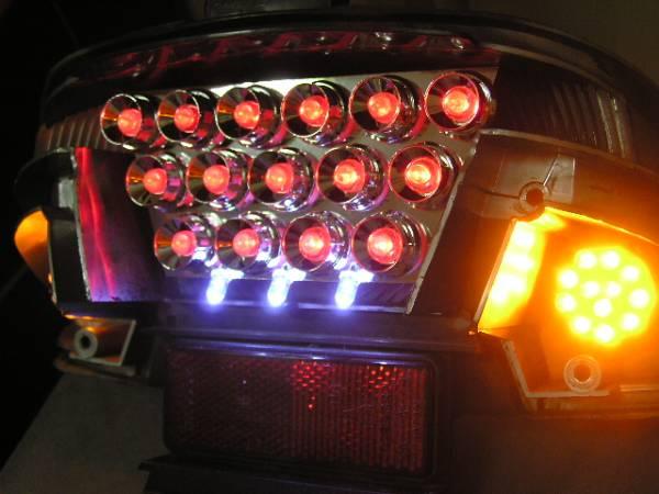 ★ スーパー ディオ DIO Dio AF27 28 激安 LED テール ★_ポジション灯