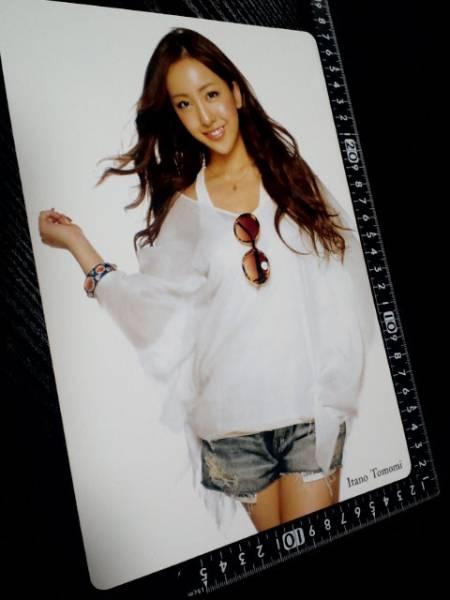 非売品☆トキメキ☆AKB48☆板野友美☆下敷きどすぅ~☆⑱☆残1_画像2