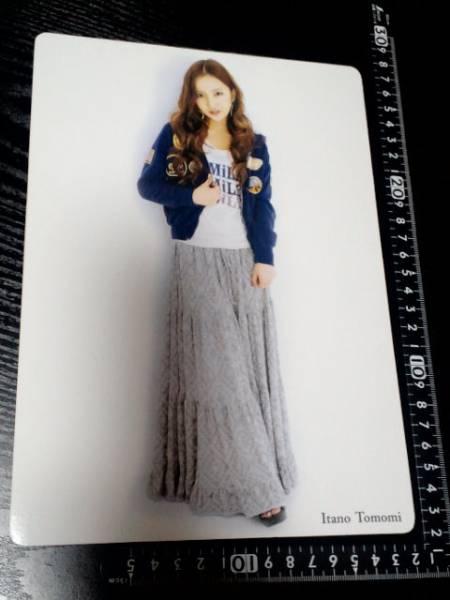 非売品☆トキメキ☆AKB48☆板野友美☆下敷きどすぅ~☆⑰☆残1_画像2