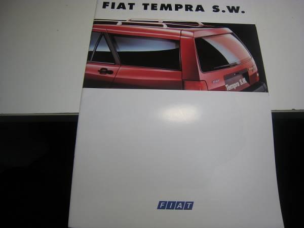* abroad catalog . language Fiat temp la Wagon SW 6629