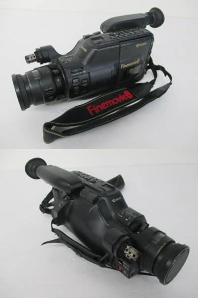 【お買い得!】 ★ KYOCERA / 京セラ ★ 8mmビデオカメラ KD-M750 [ジャンク品]_画像2