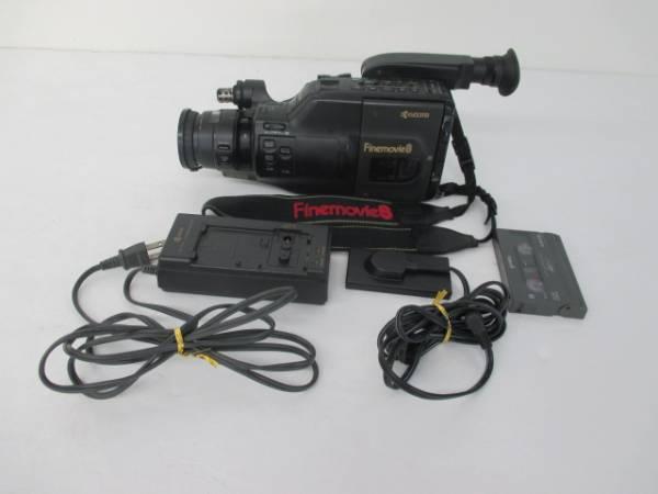 【お買得】★KYOCERA/京セラ★8mmビデオカメラ KD-M750_画像1