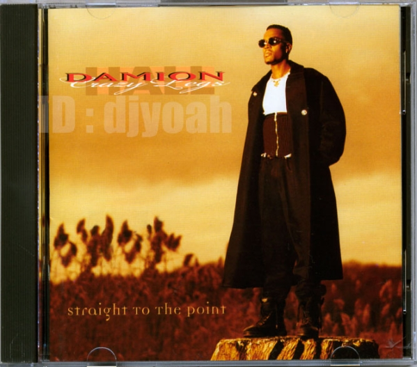 Damion Hall / Straight to the Point ☆GUY, Aaron Hall の弟, Chante Moore_画像1