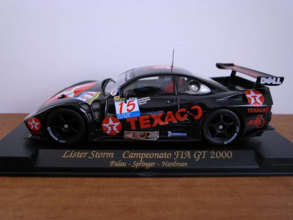 1/32 FLY Lister Storm Campeonato FIA GT 2000