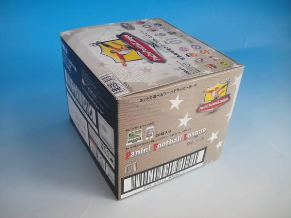 ●新品 PANINI FOOTBALL LEAGUE 2014 01 パニーニ 20袋/BOX_画像2