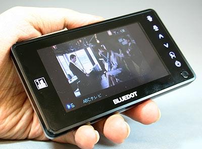 【送料込】BTV-400K 携帯型ポータブルワンセグテレビ_画像1