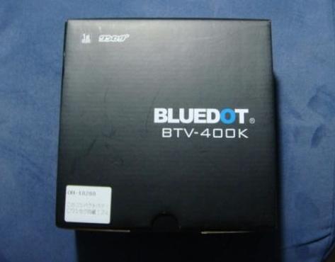 【送料込】BTV-400K 携帯型ポータブルワンセグテレビ_画像3