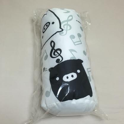 超レア・新品! モノクロブー ビッグドラムクッション 抱き枕 グッズの画像