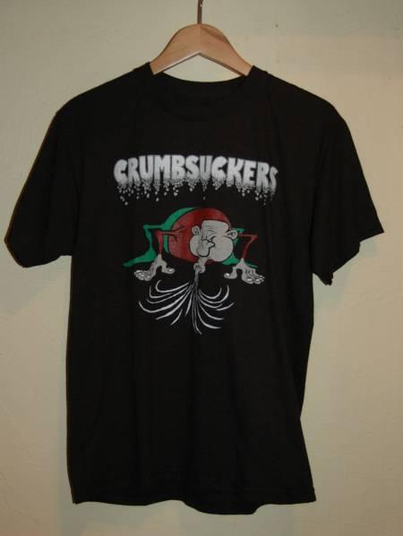 デッドストック 80年代 CRUMBSUCKERS Tシャツ