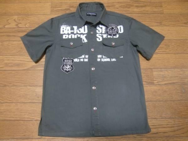 BA-TSU STUDIO 半袖シャツ サイズ140_画像1