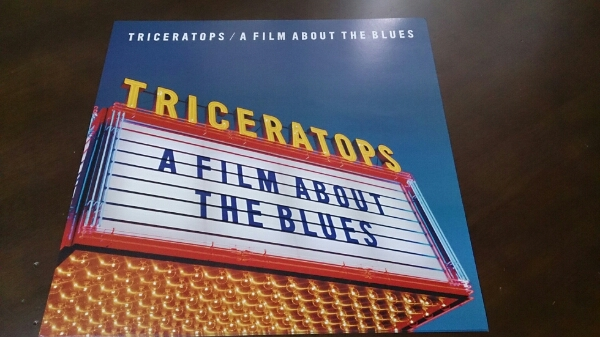 TRICERATOPS A FILM ABOUT THE BLUESのミニポスター?10枚セット