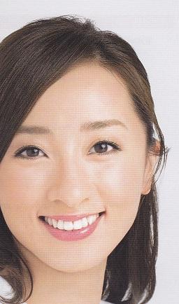 女子アナ 西尾由佳理 セクシーラブリースマイル 非売品