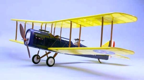 """【RCプレーン】Dumas社製 DH-4(L/C仕様)(翼長:35""""=889mm)・・・1"""