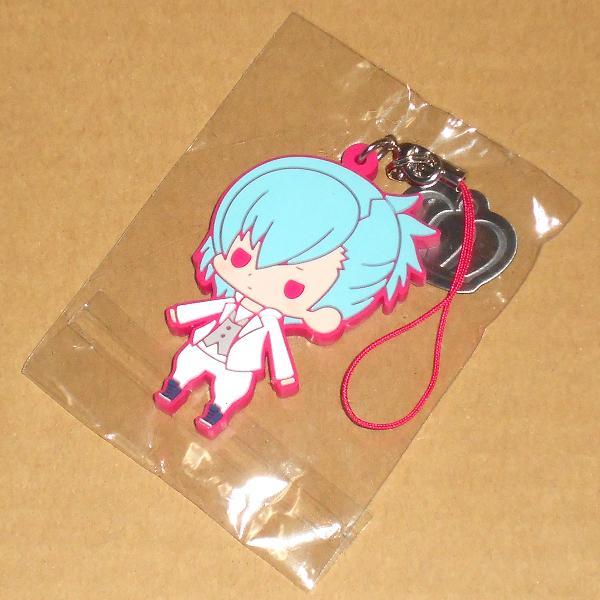 うたプリ♪ 美風藍 ラバスト Debut BOX ラバーストラップ コレクション うたの☆プリンスさまっ♪ ラバーマスコット コトブキヤ_画像2