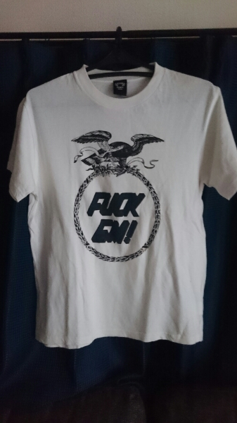 ネイバーフッドTシャツ 白 レア物