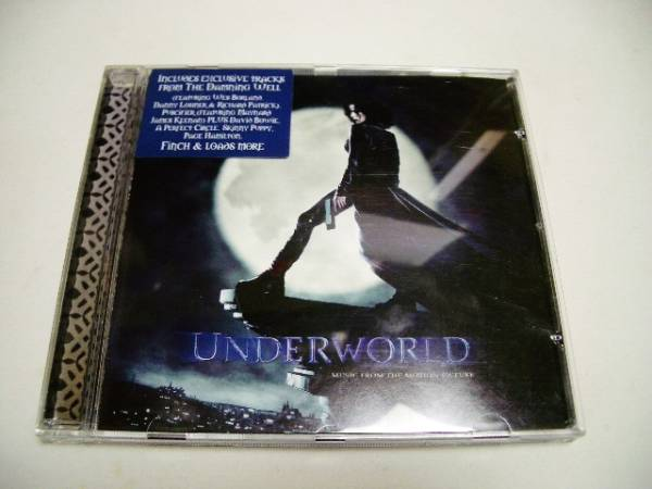 Underworld(アンダーワールド)サウンドトラック/Finch等_画像1