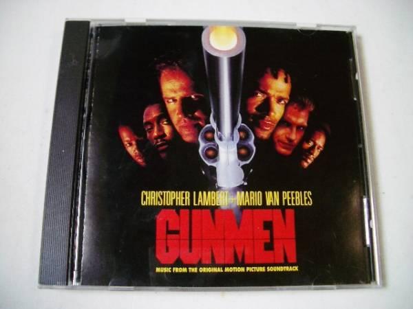 GUNMEN(ガンメン)サウンドトラック/John Debney等_画像1