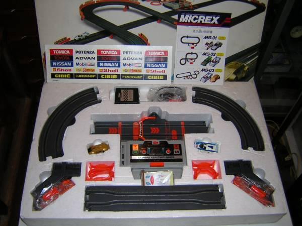 旧トミー マイクレックス MS-03 コンピューターカーセット 新品_画像2
