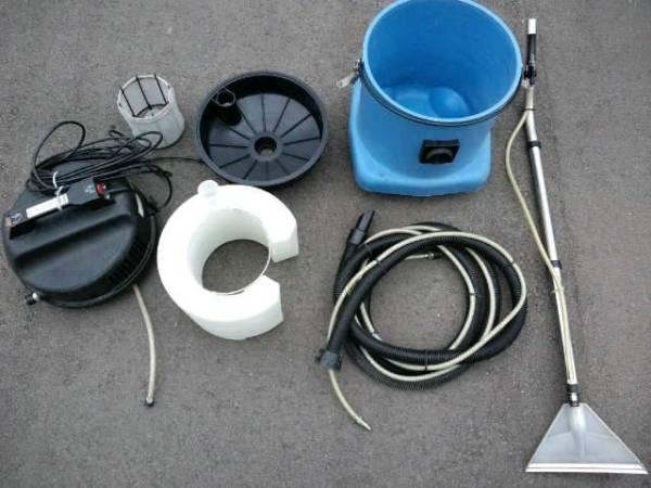 numatic(ヌマティック) カーペット洗浄機 CT-570_画像2