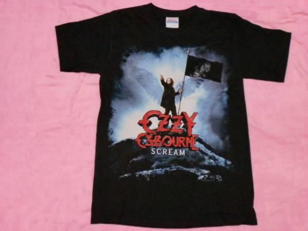 OZZY OSBOURNE オジー Tシャツ S バンドT ツアーT ロックT
