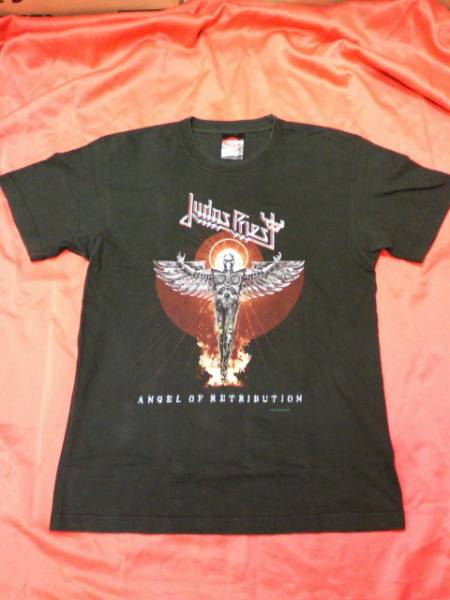 Judas Priest ジューダス プリースト ワールド ツアーバンドTee