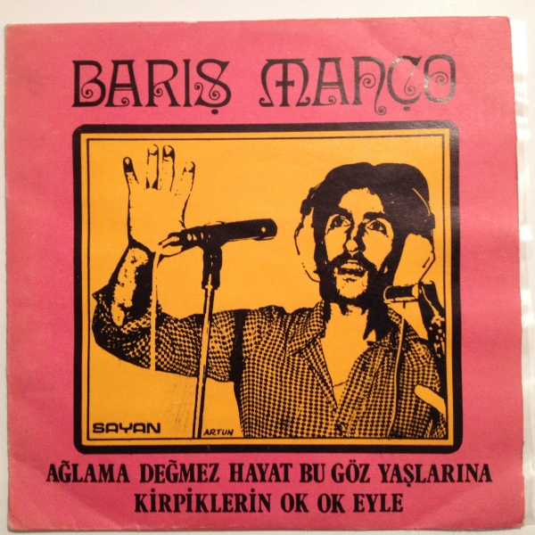 ◇Baris Manco/Aglama Degmez Hayat◇トルコ産サイケロック!_画像1