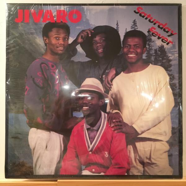 □Jivaro/Saturday Fever□南アフリカ産AFRO HOUSE!_画像1