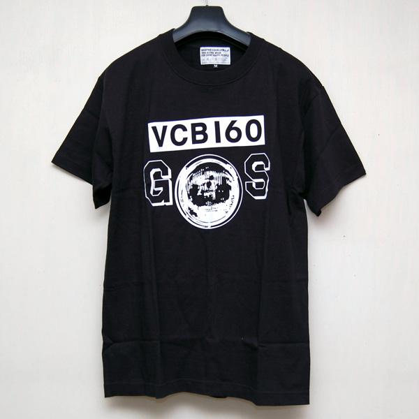 さらば青春の光 Tシャツ ベルボーイ vespa GS グリマー 7oz 黒
