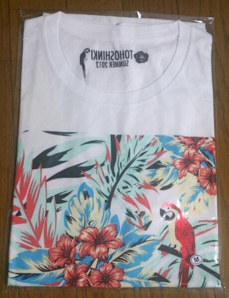 東方神起 a-nation 2012 Tシャツ Mサイズ SM 公式 グッズ