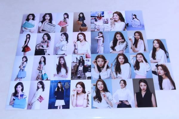 Miss A スジ 《Bean Pole》 宣伝生写真30枚セット