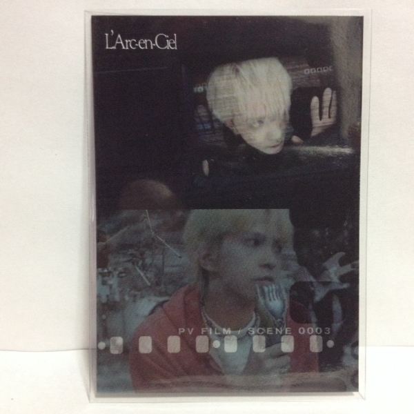 L'Arc~en~Ciel TRADING CARD PERFECT COLLECTION 再販 No.111