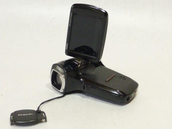 ★サンヨー デジタルビデオカメラ Xacti DMX-CG9型 未確認 ジャンク_画像1