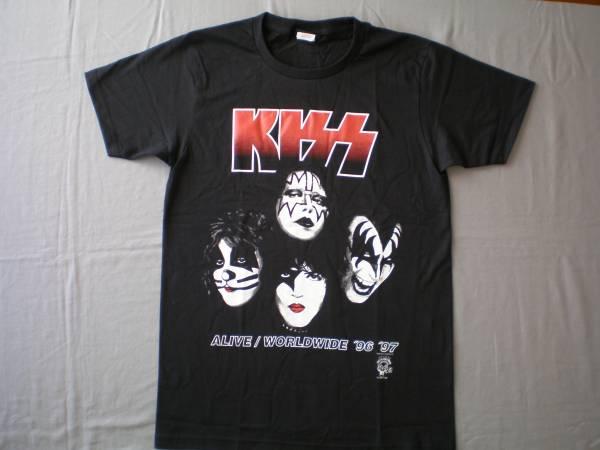バンドTシャツ   キッス (KISS) 新品 L グッズの画像