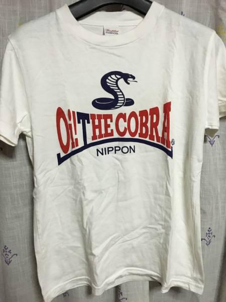 COBRA ★Oi !THE COBRA Tシャツ ホワイト