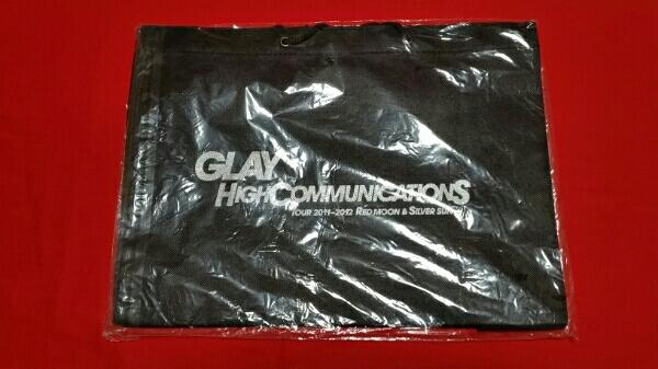 GLAY HIGHCOMMUNICATIONS TOUR 2011-2012 ハイコミ バッグ 新品
