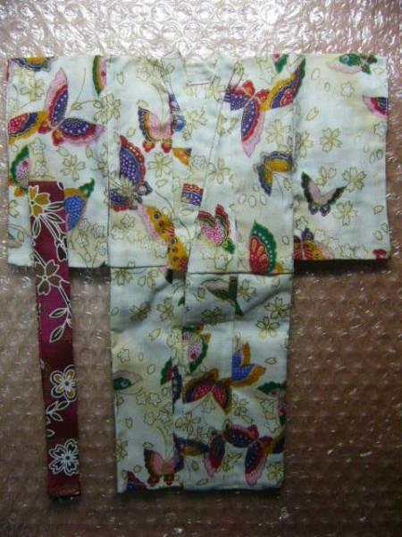 レア 1/6 女性和服 着物&帯セット シームレス カスタム用