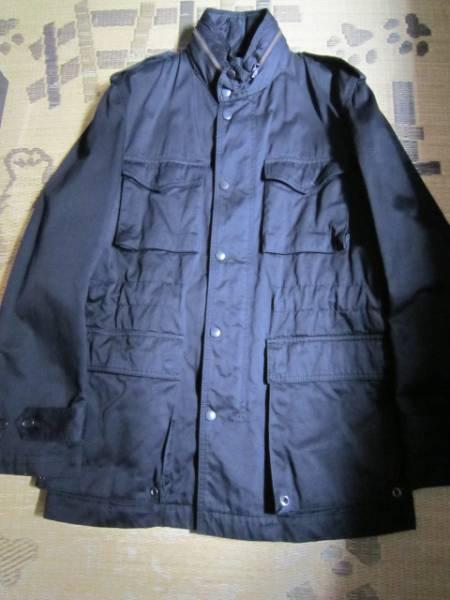 COMME des GARCONS HOMME M65ジャケット 黒 サイズM 新品_画像1
