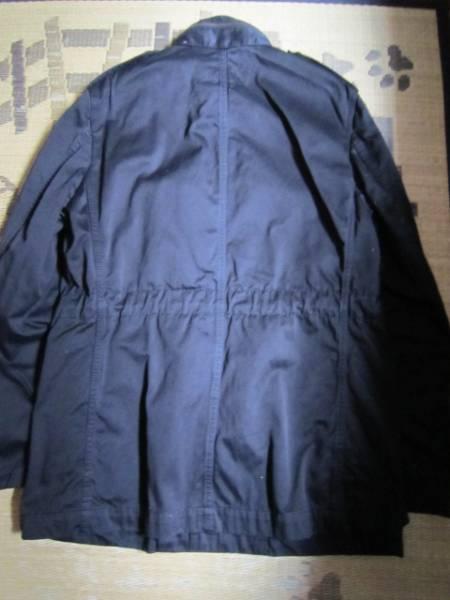 COMME des GARCONS HOMME M65ジャケット 黒 サイズM 新品_画像2