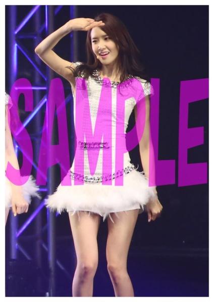 少女時代 ユナ 3/2 U-EXPRESS LIVE 2014 SSA 埼玉 写真10枚