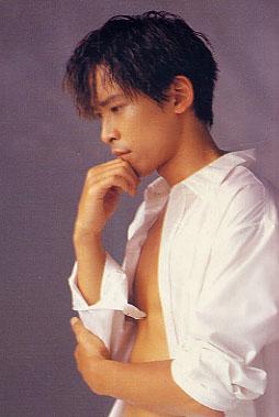 ●坂本昌行(V6),遠山景織子●舞台'98『奇妙なゲーム』パンフ●即
